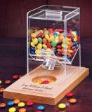 Удалите акриловый конфеты Backery Plexiglass продовольствия для отображения