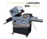 Alimentação automática de papel e película da largura A3 A4 dos lados 350mm de F3501b dois completamente que cortam o laminador do rolo