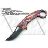 """5,35"""" закрыты пружины при содействии нож, фэнтези-карманный нож с помощью 3D-печати: Tq1899-55rd"""