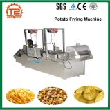 기계를 튀긴게 기계와 감자를 하는 자동적인 제조자 감자 지팡이
