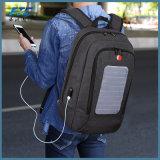 Segurança do curso dos homens da trouxa do roubo da carga do USB sacos de escola impermeáveis da anti