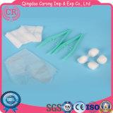 Chirurgischer steriler Wundbehandlungs-Naht-Installationssatz