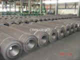 Imprägnierte/mit hoher Schreibdichte Elektrode des Graphit(HD) für Stahlerzeugung