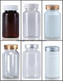 سوداء [200مل] محبوبة بلاستيكيّة زجاجات بالجملة لأنّ الطبّ يعبّئ