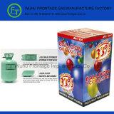 気球の時間の気球のヘリウムタンク