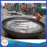Testa servita ellittica della fabbrica della Cina di alta qualità per i serbatoi di GPL