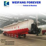 半中国3の車軸45cbm 50tonバルクセメントタンクトレーラー