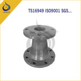 Tubo del pezzo fuso del ferro dei pezzi meccanici di CNC con Ts16949