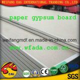 7m m, 7.5m m, 8m m, 9m m, 12m m, tarjeta del techo del yeso del PVC de 15m m/tarjeta de yeso de papel