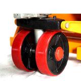 Kleiner Kran-Ladeplatten-LKW-langer Gabelstapler-Hand-LKW für die Schuppe