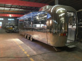 Grosser mobiler Nahrungsmittelschlußteil Taian-Changan 9m, Nahrung Van