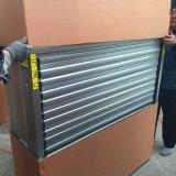 ステンレス鋼の刃の物質的な遠心空気ファン
