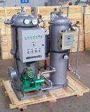 Separador de água oleoso marinho do separador do porão de Mepc 15ppm com certificados do Ec