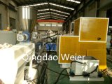 18*1.5mm Haustier-Brücke-Fertigung-Maschinen-Zeile Strangpresßling-Maschine