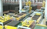 Het Maken van de Baksteen van de Vliegas de Productie van de Machine