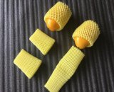 Cubierta plástica de la red de la fruta de la espuma de la seguridad EPE del uso de la industria de empaquetado de la fruta
