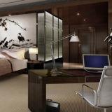 Mobilia lussuosa della camera da letto della mobilia dell'hotel (EMT-A1103)