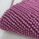 Многократная цепь красит полового коврик синеля ванной комнаты