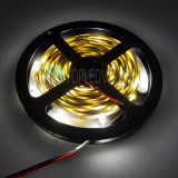 Lámpara flexible ligera 30LEDs / M del LED SMD2835 LED del alto 24-28lm / LED