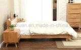 Cama de madera maciza Camas modernas (M-X2725)