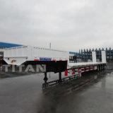 A Titan 40 ton, 60 ton, 80 Ton máquina pesada Transporter Cama Baixa semi reboque