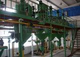 20t/d la refinación del aceite de semilla de algodón de la máquina para la configuración de fábrica de aceite de semilla de algodón