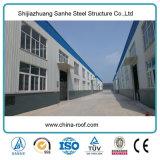 China fabrizierte kundenspezifisches materielles Stahlkonstruktion-Fabrik-Gebäude vor