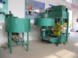 시멘트 색깔 기와 기계