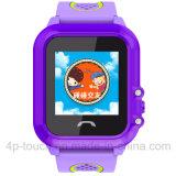IP67는 Sos 단추 D27를 가진 아이 GPS 추적자 시계를 방수 처리한다