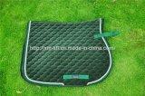 ビロードの正方形のサドルのパッドの卸売をカスタマイズしなさい