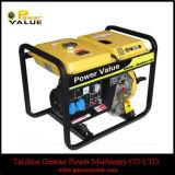 2014 3kw 3000W Power Generator Diesel (ZH3500DG)