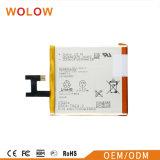 Batterij Sony Xperia van de Telefoon van het Bedrijf van Wolow de Mobiele