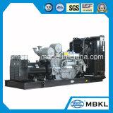 Haute qualité 1000KW/1250kVA Groupe électrogène de puissance diesel alimenté par les moteurs Perkins