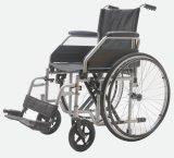Il manuale d'acciaio, auto aziona e pieghevole, sedia a rotelle, (YJ-NB2)