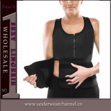 Vêtements de sport de forme physique de Bodysuits Gym la plus neuve de Madame Ultra Sweat (TG8033)