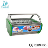 Beständige QualitätsGelato harte Eiscreme-Bildschirmanzeige-Gefriermaschine