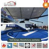 20mの飛行機のための明確なスパンTFSのヘリコプターの格納庫のテント