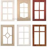 Projeto de vidro da porta da cozinha da venda quente