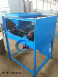 Separador magnético seco para o processamento de minério do manganês, máquina da intensidade elevada da refinação de Mangnese para a mina do manganês de África do Sul