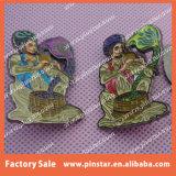 Значок 2015 Pin отворотом крышки шлема связи металла нового продукта фабрики Alibaba Китая изготовленный на заказ