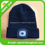Moderner 100% Acryl der Qualitäts LED gestrickter Hut (SLF-LH001)