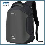 Wasserdichter hochwertiger Antidiebstahl-Rucksack mit USB-aufladenkanal