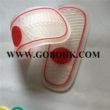 柔らかいPVC靴底の注入の生産ライン