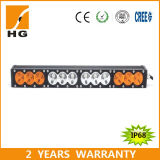 단 하나 Row Doublecolor 30W LED Light Bar