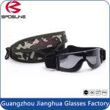 Изумлённые взгляды Shotting тактической воинской безопасности армии Eyewear пылезащитной баллистические