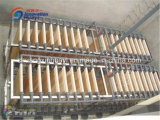 Mbr/Mbbrの技術の廃水の汚水処理場