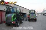Carregador pequeno Zl08 da venda quente de China para Europa