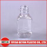 bottiglia piana dell'animale domestico riutilizzabile 40ml per l'estetica (ZY01-D004)