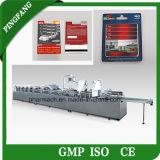 馬力500cマルチステーションの情報処理機能をもった包装機械