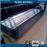 Dx51d SGCCの熱いすくいの電流を通された波形の鋼鉄屋根ふきシート